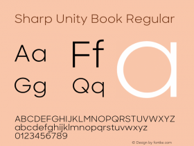 Sharp Unity Book