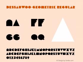 Dessau-Geometrik