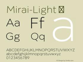 Mirai-Light