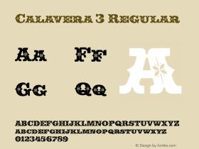 Calavera 3