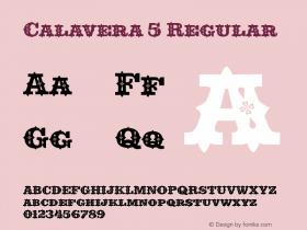 Calavera 5