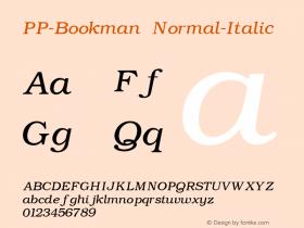 PP-Bookman