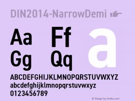 DIN2014-NarrowDemi