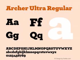 Archer Ultra