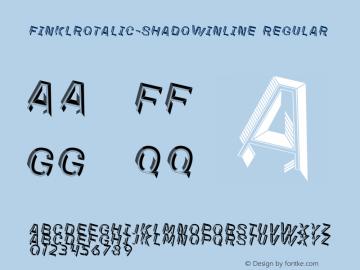 FinklRotalic-ShadowInline
