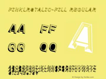 FinklRotalic-Fill