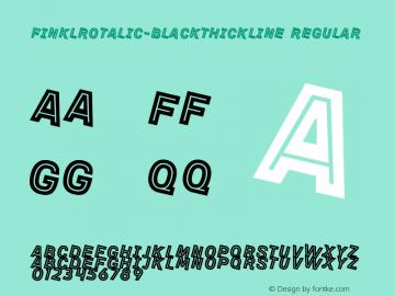 FinklRotalic-BlackThickline