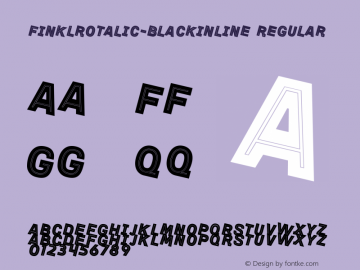 FinklRotalic-BlackInline