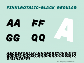 FinklRotalic-Black
