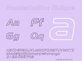 HandelOutline