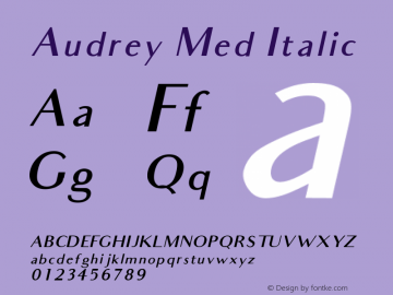 Audrey Med