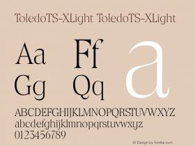 ToledoTS-XLight