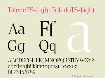 ToledoTS-Light