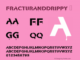 FracturaNDDrippy