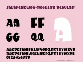 Jalapeno-Regular