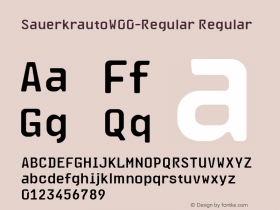 Sauerkrauto-Regular