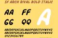 SF Arch Rival