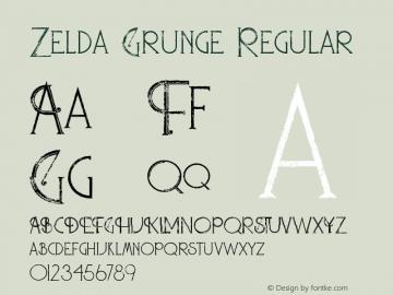 Zelda Grunge