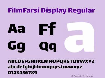 FilmFarsi Display