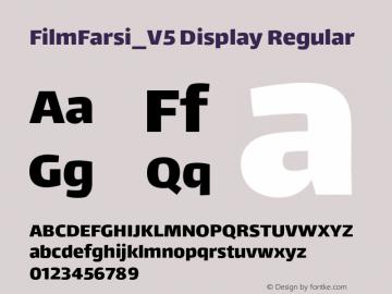 FilmFarsi_V5 Display
