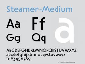 Steamer-Medium