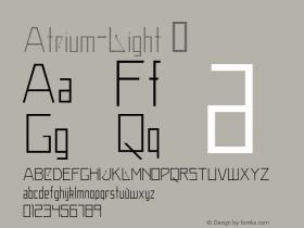Atrium-Light