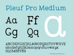 Pleuf Pro