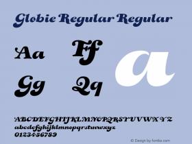 Globie Regular