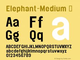Elephant-Medium