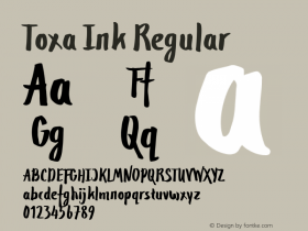 Toxa Ink