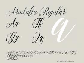 Arnetalia