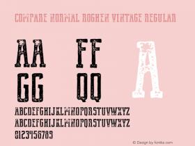 Compare Normal Roghen Vintage