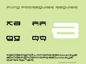 Fung FooRegular