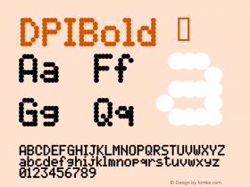 DPIBold