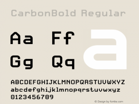 CarbonBold