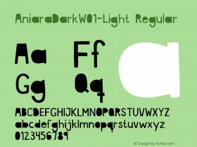 AniaraDark-Light
