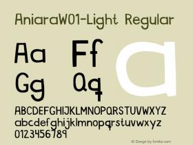 Aniara-Light