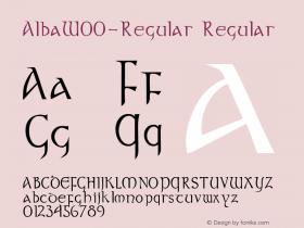 Alba-Regular