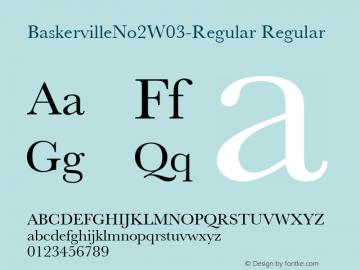 BaskervilleNo2-Regular