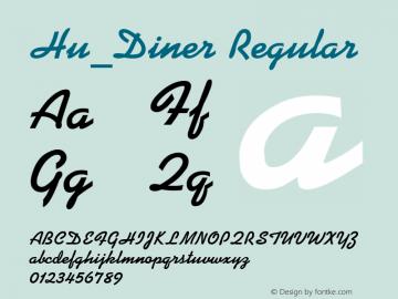 Hu_Diner