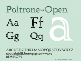 Poltrone-Open