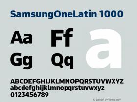 SamsungOneLatin