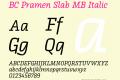BC Pramen Slab MB