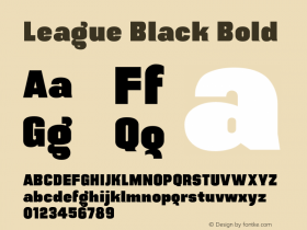 League Black