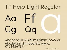 TP Hero Light