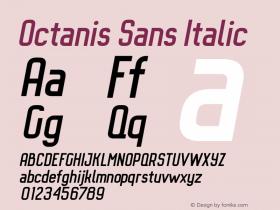Octanis Sans