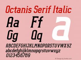 Octanis Serif