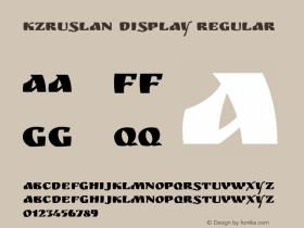 KZRuslan Display