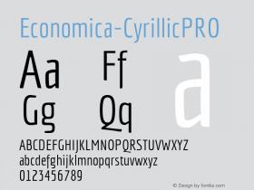 Economica-CyrillicPRO