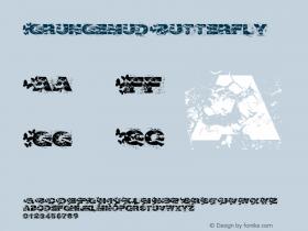 GrungemudButterfly